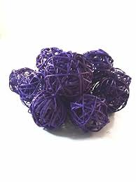 Purple Balls For Decoration Adorable Amazon 32 Packages Decorative Spheres Of 32Purple Twig Grapevine