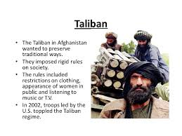 southwest asia and north africa ppt video online  58 taliban