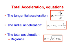 tangential and radial acceleration equations tessshlo centripetal acceleration equations