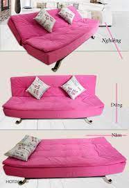sofa bed 3 in 1 happy dream 2 lớp vải