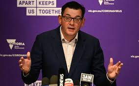 I was a bit worried at. Victorian Premier Reveals Roadmap Out Of Melbourne S Covid 19 Lockdown Rnz News