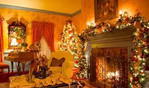 attractive fireplace decor ideas inside full size of led lighting beautiful tree orange satin curtain