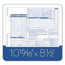auto repair forms auto repair four part order form 8 1 2 x 11 four part carbonless 50 forms
