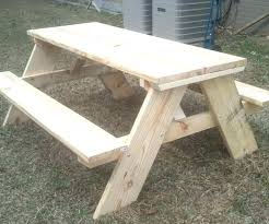hexagonal picnic table plans pdf picnic table plans detached benches build a picnic table with detached