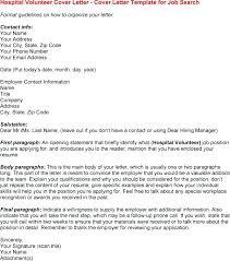 Volunteer Cover Letter Samples Volunteer Application Letter Hospital Volunteer Cover Letter Sample