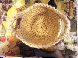 Bowl Cozy Pattern Best Crocheted Basket Or Bowl Cozy Shavon Ideal Home Design Pinte