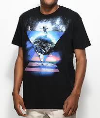 Imaginary Foundation Encounter Black T Shirt
