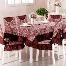 astonishing outstanding aliexpress top grade square dining table cloth in chair covers dining room