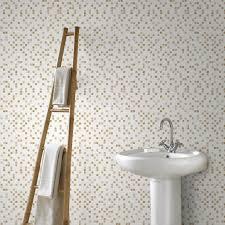 Tile Effect Wallpaper Tile Effect Kitchen Bathroom Wallpaper