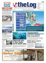 June 2 15 2017 The Log Newspaper By Duncan Mcintosh