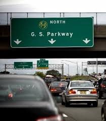 few stretches of heavy traffic still slow garden state parkway north