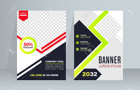 Abstract Design Company Banner Background Business Template Modern Design Vector Abstract