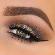 makeup revolution 40 outfits you must try prom makeup brown eyes eyeliner brown