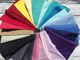 lot cotton and cotton blend quilt fabric solid colors, solids for ... & lot cotton and cotton blend quilt fabric solid colors, solids for quilting Adamdwight.com