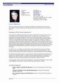 Simple Resume Format Doc Free Download Elegant Gallery Of German