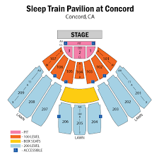 Concord Pavilion Seating Related Keywords Suggestions