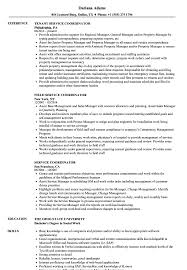 Service Coordinator Resume Samples Velvet Jobs