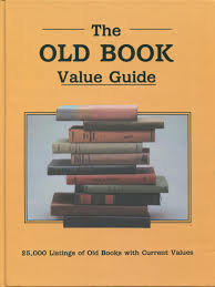 the old book value guide huxford bob