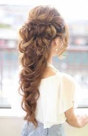 the best prom updos for long hair