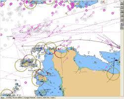 Digital Nautical Chart Avcs Transas Marine International