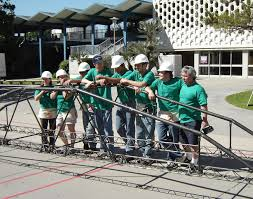 Jacobs School Steel Bridge Team Wins Spot At National Competition