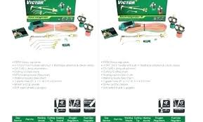 Victor Torch Tips Sim Sys Co