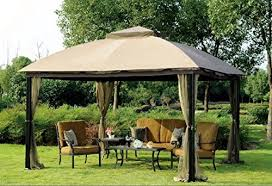 gazebo with mosquito netting you ll