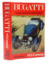 His wife eva bore him two sons, micahel and hugh and they remained married until her death in 1980. Bugatti Le Pur Sang Des Automobiles Conway H G 9780854291588 Amazon Com Books