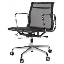 office aluminium group chair ea 117 mesh charles eames replica