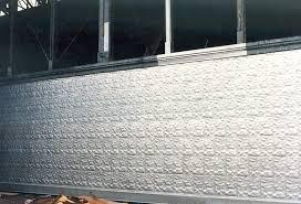 exterior sheet metal wall panels