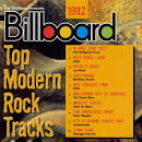 Billboard Top Modern Rock Tracks 1992 album by