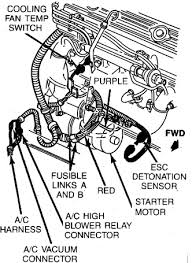 1984 corvette cooling fan wiring diagram wiring diagrams chevrolet corvette c4 from 1984 the radiator fan