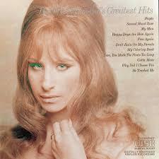Greatest Hits Of Barbra Streisand Barbra Streisand Amazon Ca Music