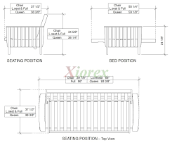 Futon Mattress Full Size Dimensions Incredible Regarding