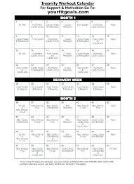 Running Training Calendar Template Excel Workout Templates Brochure
