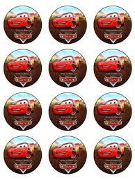 13 Printable Disney Cars Cupcakes Ideas Photo Disney Cars Cupcake