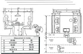 anthropometrics and ergonomics for a coffee table view here