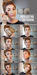 makeup tips that make wrinkles vanish how to highlight and contour makeup tutorial