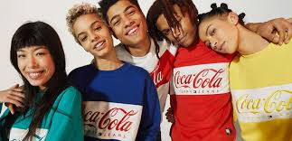 in the mid 1980s a young relatively unknown fashion designer by the name of tommy hilfiger created the first ever coca cola clothes collection