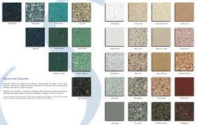 silestone quartz color chart