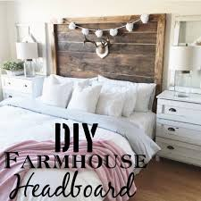 check out this tutorial on how to make a diy king farmhouse headboard
