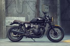 triumph bonneville t100 custom by bunker custom cycles