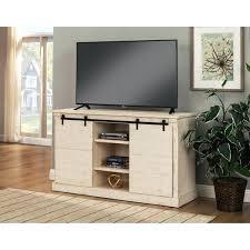 tv stands with doors martin home barn door stand oak tv stands with glass doors besta