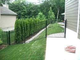 metal fence cost fencing s fence cost estimators s per foot corrugated metal fence cost aluminum