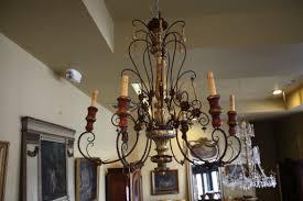candlestick chandelier