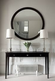round mirror, via desire to inspire - Cochrane Design