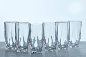 Купить <b>Набор стаканов для воды</b> 350 мл Квадро с доставкой по ...