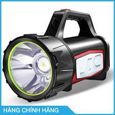 Đèn pin siêu sáng 1500 lumens, tầm chiếu xa 1000m thương hiệu Smiling  Shark, hỗ trợ