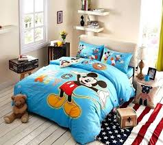 mickey mouse toddler set mickey mouse bedding for toddler bed cute mickey mouse bed set blue
