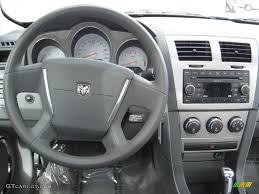 2008 Dodge Avenger Instrument Panel Lights 2008 Dodge Avenger Sxt Dark Slate Gray Light Slate Gray